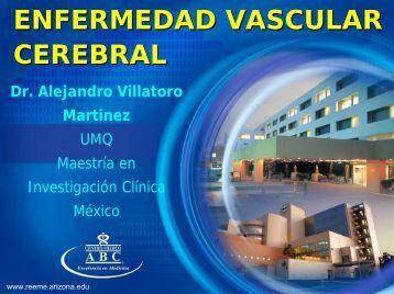 Enfermedad Vascular Cerebral - Reeme.arizona.edu