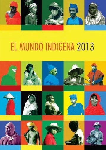 El Mundo Indígena 2013.pdf - Fondo Indigena