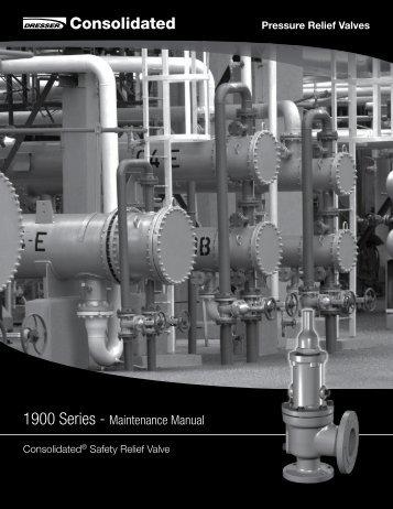 1900 Series - Maintenance Manual