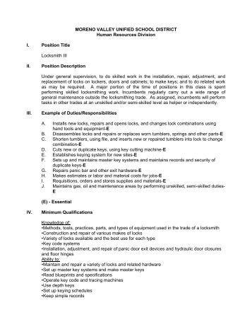 Locksmith III.pdf - Moreno Valley Unified School District