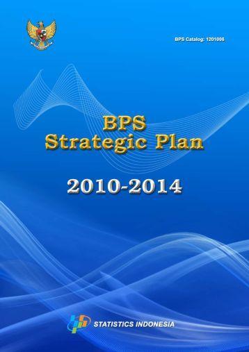 BPS Strategic Plan 2010-2014