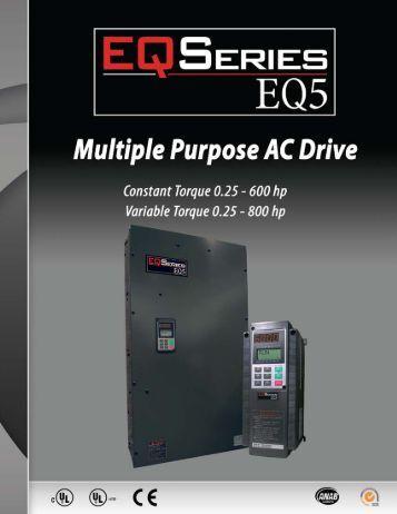EQ5 Series Brochure - TECO-Westinghouse Motor Company