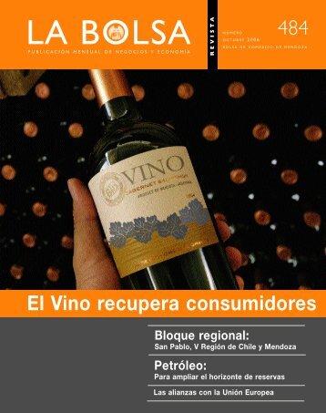 Octubre 06 - Bolsa de Comercio de Mendoza