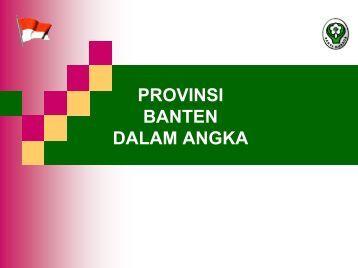 profil pengelolaan obat di kab/kota se provinsi banten