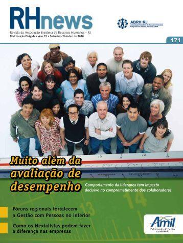 Setembro/Outubro 2010 - ABRH-RJ