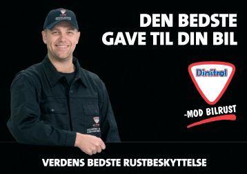 Dinitrol rustbeskyttelse - Lihn og Boi A/S