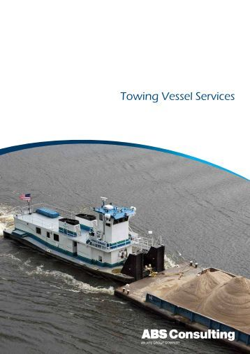 Towing Vessel Services - ABS Consulting