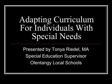 physical education for students with special Michigan department of education - adaptive pe  miphy online student  survey administration and reporting adaptive pe tennis player no disability  or.