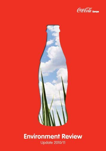 business environment of coca cola company business essay The corporate social responsibility initiatives on coca cola business essay  the company devoted to the global environment,.