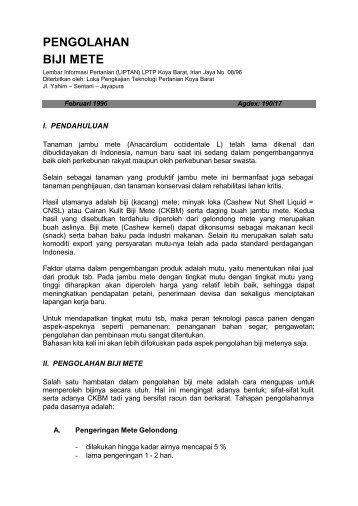 Daftar gambar 1 diagram a pengolahan biji mete pustaka deptan departemen pertanian ccuart Image collections