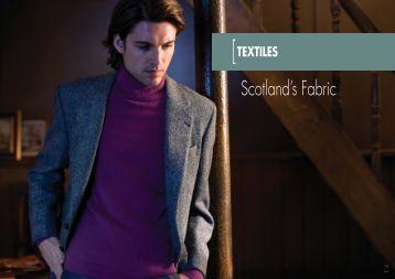 15 Textiles - World Class Scotland