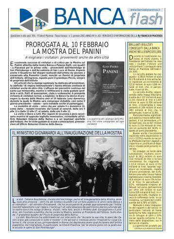 """servizio """"scudo fiscale"""" attività detenute all'estero - Banca di Piacenza"""