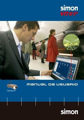 manual de usuario - Simon