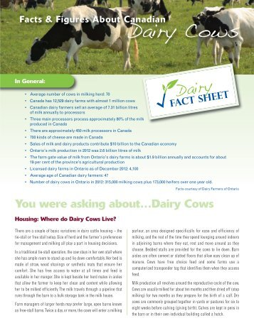 Fact Sheet-Dairy_Layout 1 - Dairy Farmers of Ontario