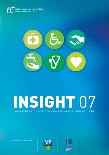 Health and Social Services in Ireland - Health Service Executive