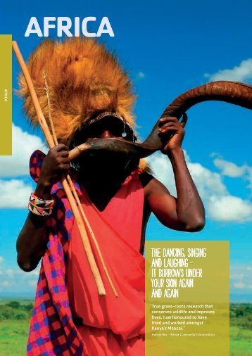 AFRICA - STA Travel Hub
