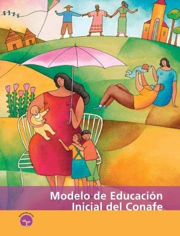 Modelo de Educación Inicial del Conafe - Secretaría de Educación y ...