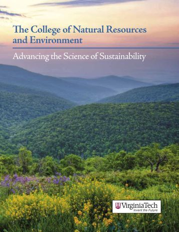 Sciencing Sustainability - College of Natural Resources and ...