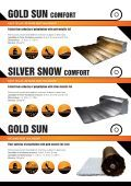 PERFECTLY TAILORED FLOOR UNDERLAYS - Page 7