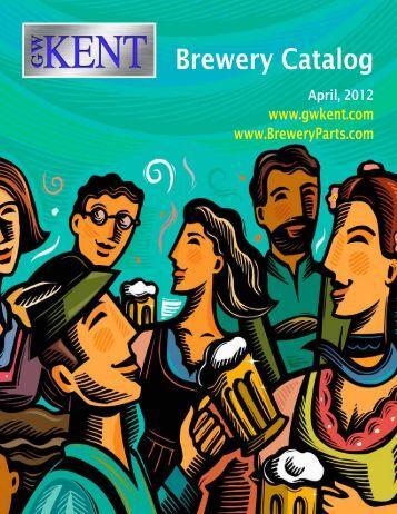 Brewery Catalog - GW Kent