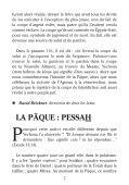 la pâque - Juifs pour Jésus - Page 7