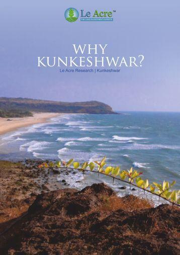 why kunkeshwar? - Le Acre
