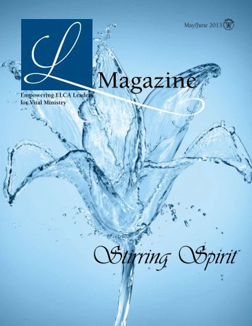 May/June 2013 - L Magazine