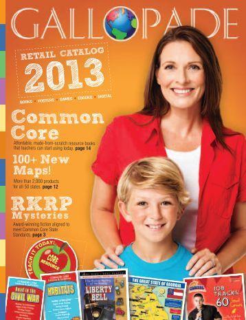 2013 Gallopade Retail Catalog