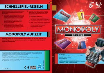 monopoly das spiel