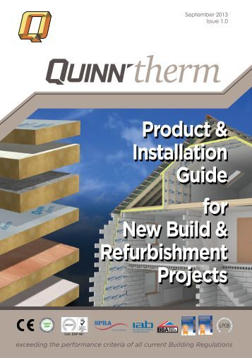 Product & Installation Guide for New Build & Refurbishment Projects ...