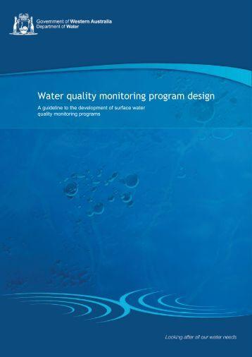 Australian Drinking Water Guidelines Pdf