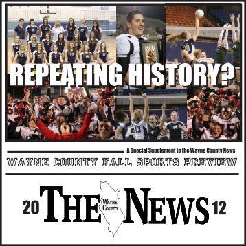 (304) 429-2988 • Fax (304) - Wayne County News