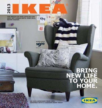 IKEA catalog 2013
