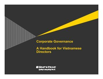 Corporate Governance - Eurocham