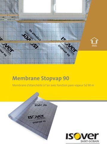 Isolation des - Membrane opt air ...