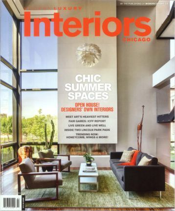 Summer 2013 – Modern Luxury Interiors Chicago - Simeone Deary ...