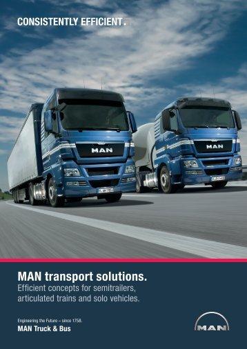 Euro 5 brochure transport solutions