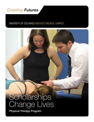 Scholarships Change Lives - University of Colorado Foundation