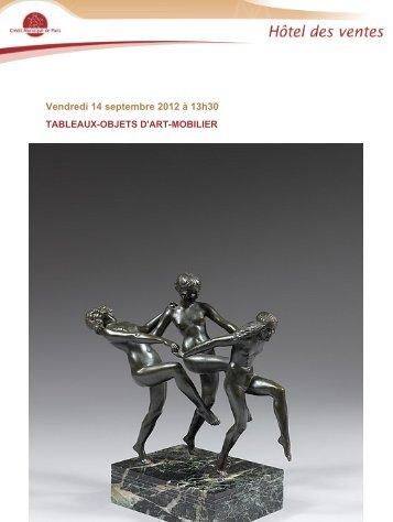 download catalog (PDF) - CABINET D'EXPERTISE MARC OTTAVI ...
