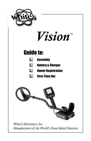 Vistus®   MDE   Observer Metal detection