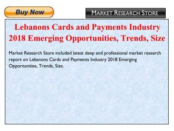 perus cards and payments industry emerging Just published: the cards and payments industry in peru: emerging trends and opportunities to 2020 fast market research recommends the cards and payments industry in peru: emerging trends and opportunities to 2020 from timetric, now available.