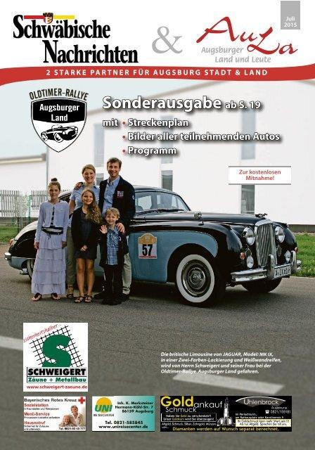 Schwäbische Nachrichten & AuLa - Ausgabe 6
