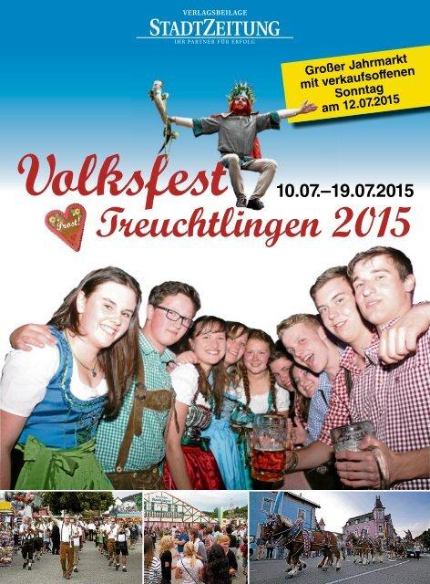 Volksfest Treuchtlingen 2015