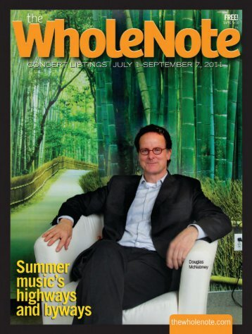Volume 16 Issue 10 - July/August 2011