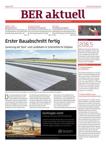 BER aktuell 08/2015