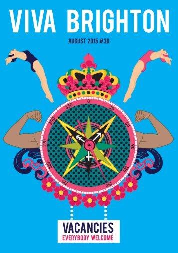 Viva Brighton Issue #30 August 2015
