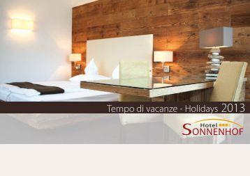 Luttach lutago hotel ahrntaler alpenhof for Design hotel meran