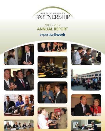AnnuAl RepoRt - Buffalo Niagara Partnership