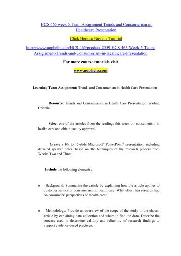 BUS 340 Week 5 Final Paper Business Proposal