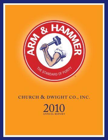 2010 Annual Report - Church & Dwight